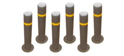 עמוד ברזל 4 צול